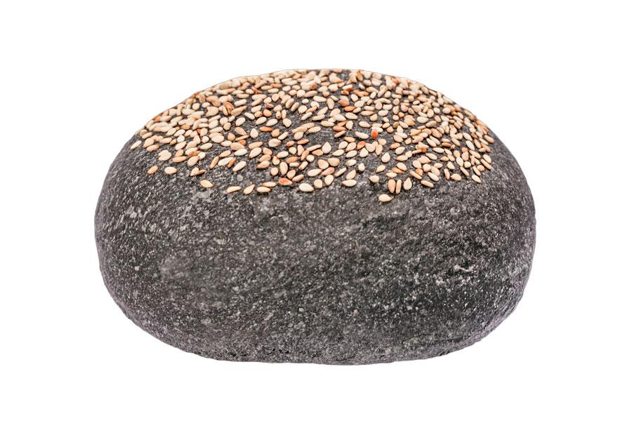 Zwart broodje