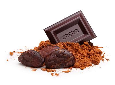 Bitterzoete cacao