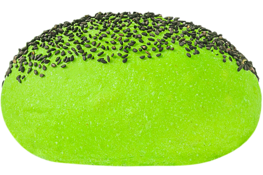 Groen broodje